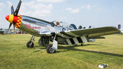 N51KB - North American P-51D Mustang - Private