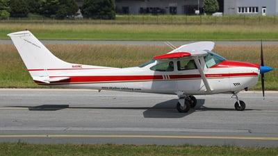 N48WE - Cessna 182P Skylane - Skydive Salzburg