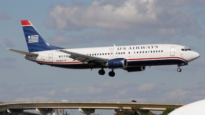 N419US - Boeing 737-401 - US Airways