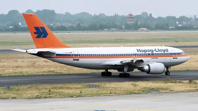 D-AHLA - Airbus A310-304 - Hapag-Lloyd