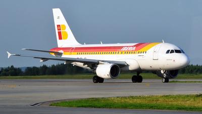 EC-JEI - Airbus A319-111 - Iberia