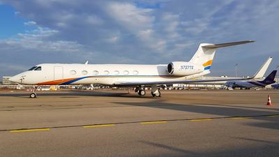 N727TE - Gulfstream G550 - Private