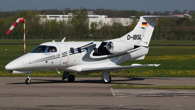 D-IBSL - Embraer 500 Phenom 100 - Private