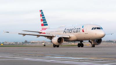 N107US - Airbus A320-214 - American Airlines