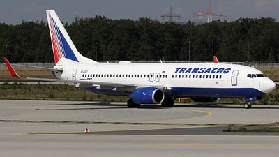 EI-EDZ - Boeing 737-8K5 - Transaero Airlines