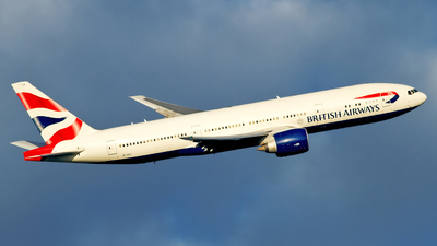 G-VIIJ - Boeing 777-236(ER) - British Airways