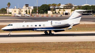 T7-LJA - Gulfstream G450 - Private