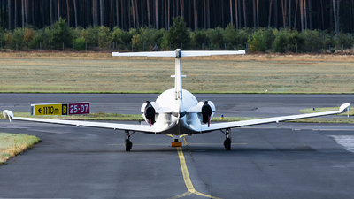 2-JEZA - Eclipse Aviation Eclipse 500 - Channel Jets