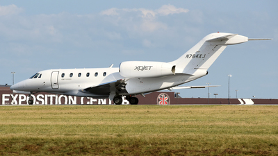 N784XJ - Cessna 750 Citation X - XOJet
