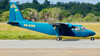 A picture of 8RGRB - BrittenNorman BN2A26 Islander -  - © Andrew Muller