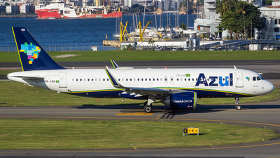 PR-YRR - Airbus A320-251N - Azul Linhas Aéreas Brasileiras