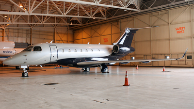 N718RA - Embraer EMB-550 Legacy 500 - Private