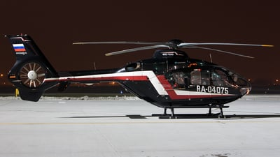 RA-04075 - Eurocopter EC 135 - Private
