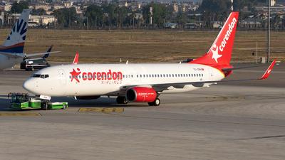TC-CON - Boeing 737-81D - Corendon Airlines