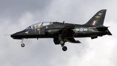 XX317 - British Aerospace Hawk T.1A - United Kingdom - Royal Air Force (RAF)