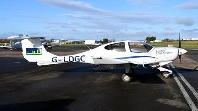 G-LDGC - Diamond DA-40D Diamond Star TDI - Leading Edge Aviation