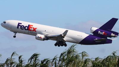 N615FE - McDonnell Douglas MD-11(F) - FedEx