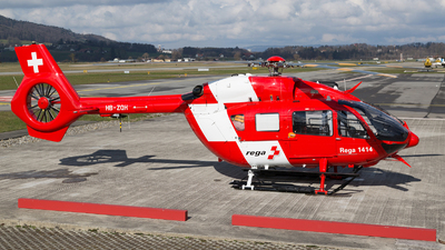 HB-ZQH - Airbus Helicopters H145 - REGA - Swiss Air Ambulance