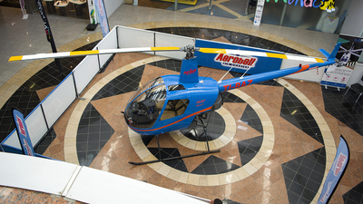 TI-BAZ - Robinson R22 Beta II - Aerobell Flight School