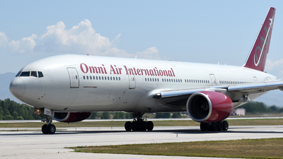 N846AX - Boeing 777-2U8(ER) - Omni Air International (OAI)