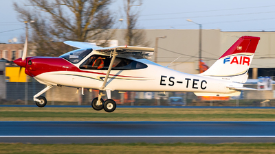 ES-TEC - Tecnam P2010 - F-Air Flight School