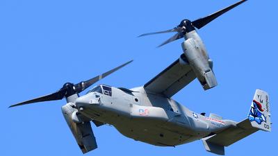 168663 - Boeing MV-22B Osprey - United States - US Marine Corps (USMC)