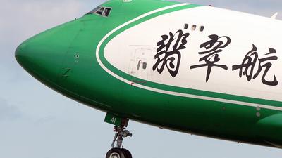 B-2441 - Boeing 747-4EVERF - Jade Cargo International