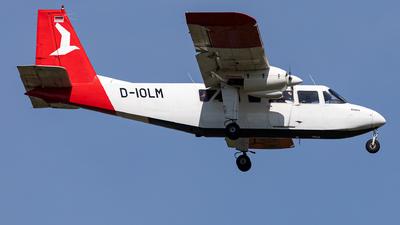 D-IOLM - Britten-Norman BN-2B-26 Islander - OFD - Ostfriesischer Flugdienst
