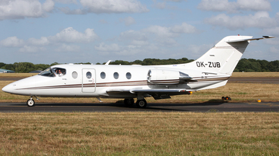 OK-ZUB - Beechcraft 400A Beechjet - Queen Air
