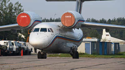 RF-72979 - Antonov An-72 - Russia - Air Force