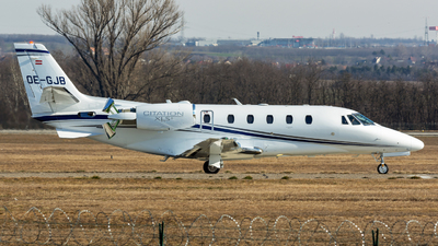 OE-GJB - Cessna 560XL Citation XLS+ - Private