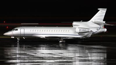 OY-OLD - Dassault Falcon 8X - Air Alsie