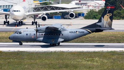 92-055 - CASA CN-235M-100 - Turkey - Air Force