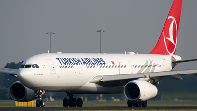 TC-JNV - Airbus A330-243 - Turkish Airlines