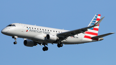 A picture of N209NN - Embraer E175LR - American Airlines - © Luft Spotter
