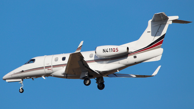 N411QS - Embraer 505 Phenom 300 - NetJets Aviation