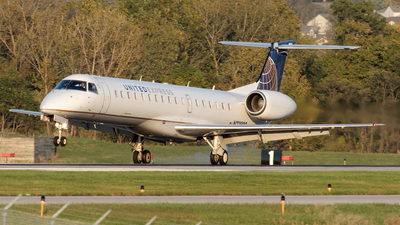 N22909 - Embraer ERJ-145LR - United Express (ExpressJet Airlines)