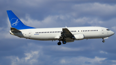 N438US - Boeing 737-4B7 - iAero Airways