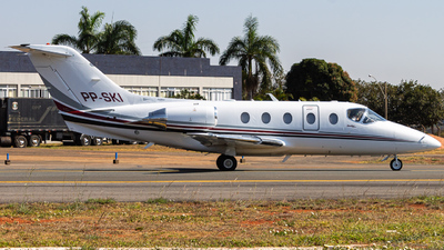 PP-SKI - Raytheon Hawker 400XP - Private