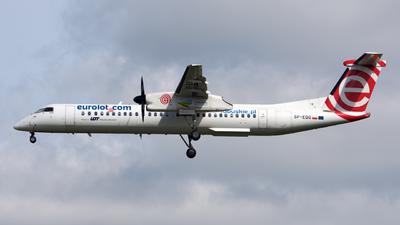 SP-EQG - Bombardier Dash 8-Q402 - EuroLOT