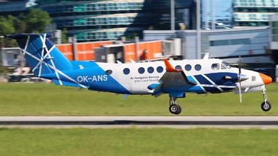 OK-ANS - Beechcraft B300 King Air 350 - Czech Republic - Civil Aviation Authority