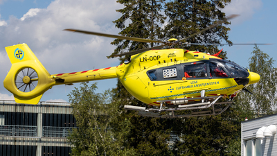 LN-OOP - Airbus Helicopters H145 - Norsk Luftambulanse