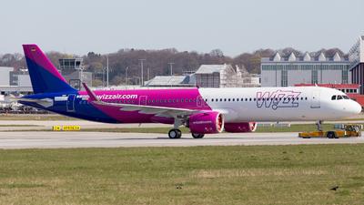 D-AVXW - Airbus A321-271NX - Wizz Air