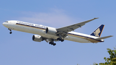 A picture of 9VSWR - Boeing 777312(ER) - Singapore Airlines - © Thanhngoc Tran