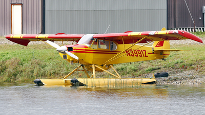 N3991Z - Piper PA-18-150 Super Cub - Private