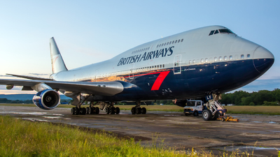A picture of GBNLY - Boeing 747436 - [27090] - © Enda Burke