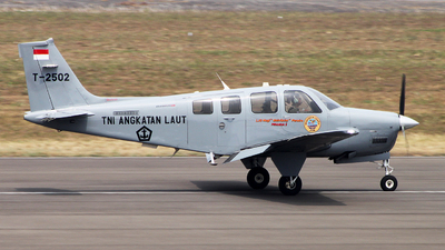 T-2502 - Beechcraft G36 Bonanza - Indonesia - Navy