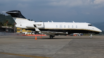 N670CP - Bombardier BD-100-1A10 Challenger 300 - Private