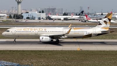A6-AEE - Airbus A321-231 - Etihad Airways