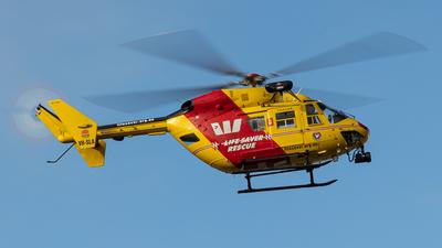 VH-SLA - MBB-Kawasaki BK117B-2 - Westpac Rescue Helicopter Service